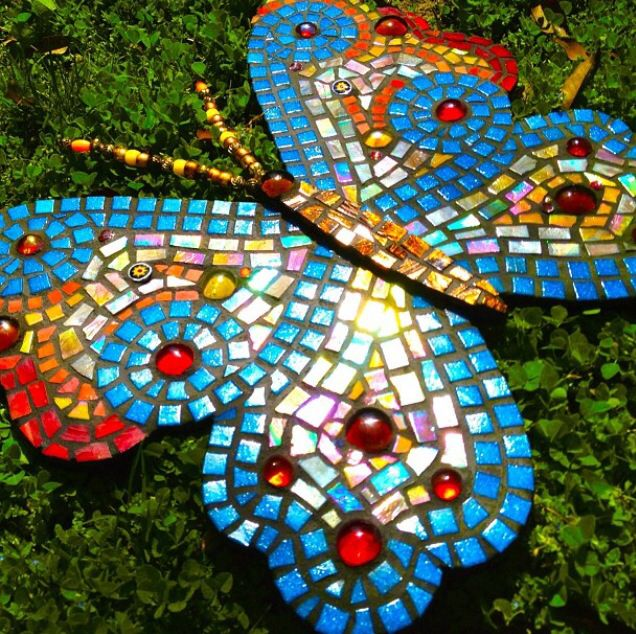 ideas about butterfly mosaic on pinterest mosaic mosaics and mosaic