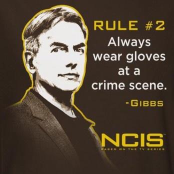 Gibbs' Rules                                                       …