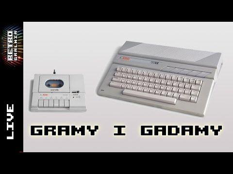 ▶ Gramy i Gadamy - 20 gier na Atari na żywo! (stream z 20.12.2013) - YouTube