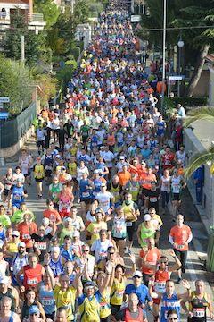 Corsa di San Martino, record di partecipanti