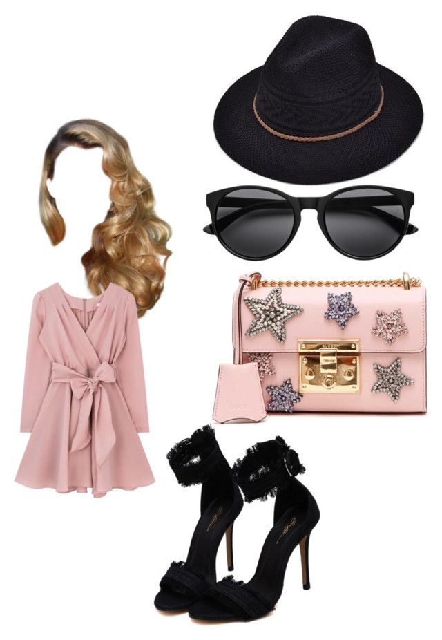 """""""Sans titre #11"""" by misleydy on Polyvore featuring mode et Gucci"""