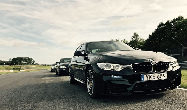 Drop din indre spejder, BMW M Experience