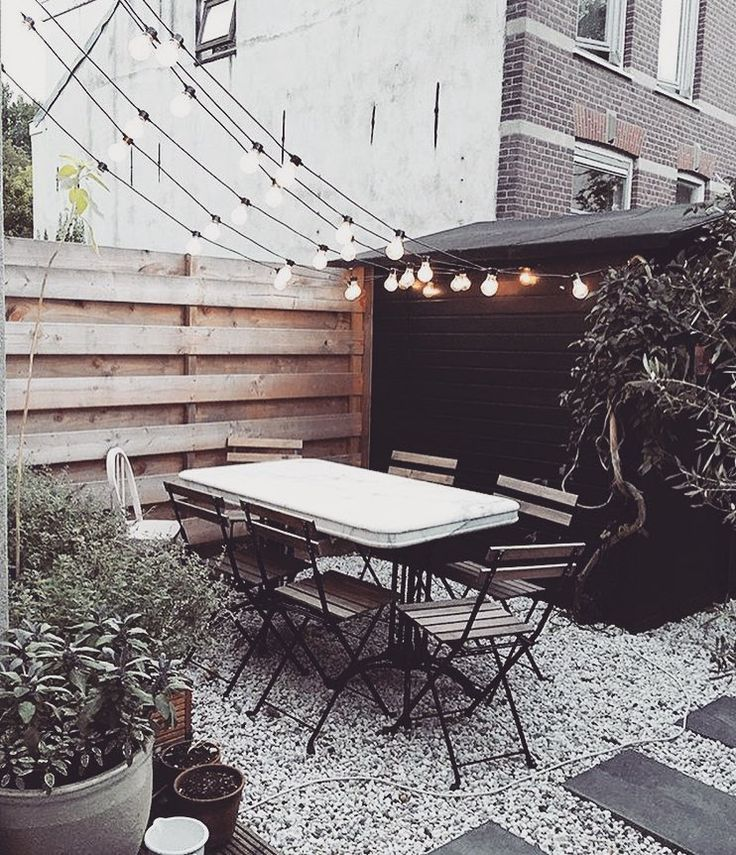 Outdoor setting ✨
