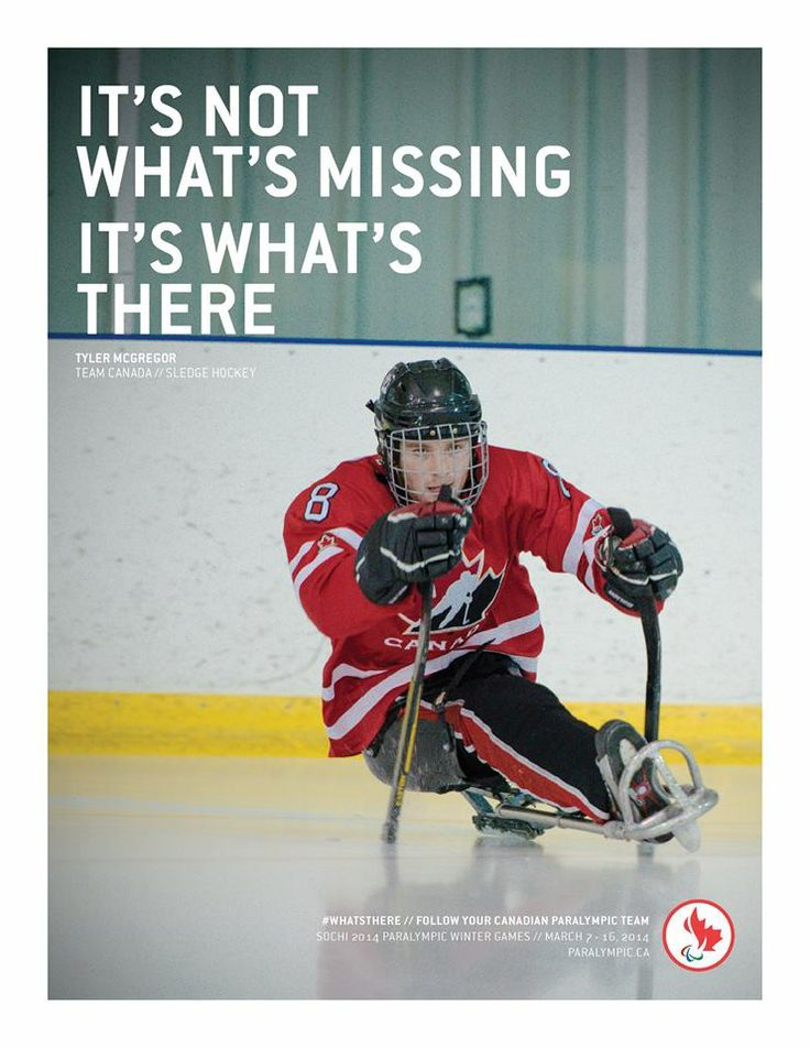 1982244_10152243431744871_356096453_n.jpg (742×960) Hey, we hear it's Tyler McGregor's 20th Birthday! He's a key member of Canada's Sledge Hockey Team. (Sochi 2014)