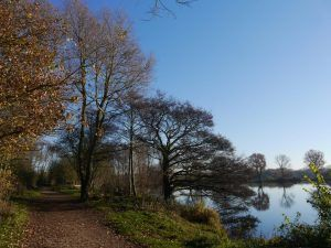 Heart of England Way day 3: Kingsbury Water Park