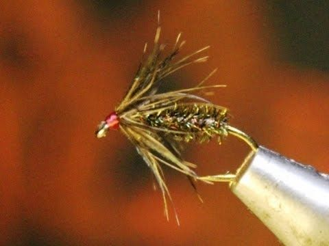 ▶ How to tie a Starling Nymph ~ Soft Hackle Fly - YouTube / Matt Thomas