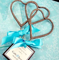 Qty. 216 HEART SHAPED SPARKLERS