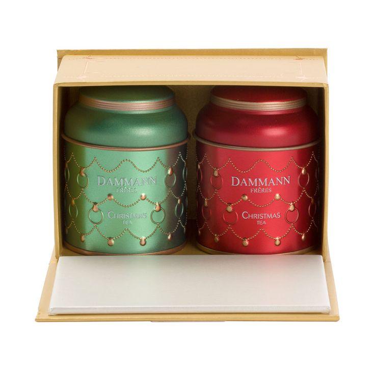 Christmas Dammann Tea gift Réveillon