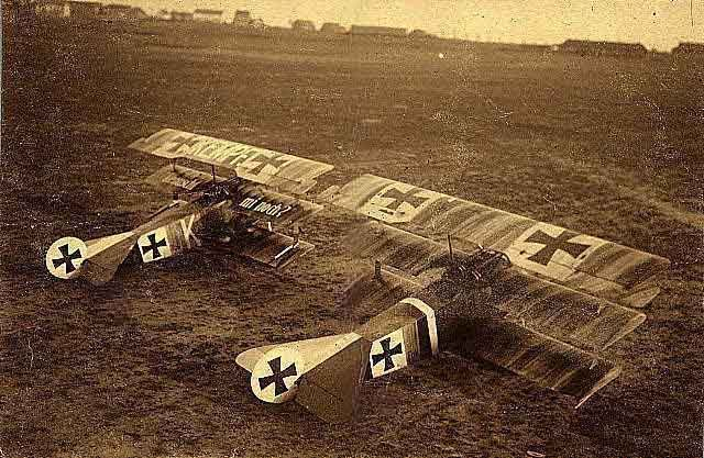 """Jasta 2 (known as Jasta Boelcke) was one of the best-known German Luftstreitkräfte Squadrons in World War I. Its first commanding officer was the great aerial tactician Oswald Boelcke, one Germany's premiere fighter aces, and it was the incubator of several notable aviation careers. Renamed Jasta """"Boelcke"""". Her are two Jasta """"Boelcke"""" fighters. 25 aces served with Jasta 2 at some time or other including Paul Bäumer, Karl Bolle, Werner Voss, Ernst Bormann and Manfred von Richthofen."""