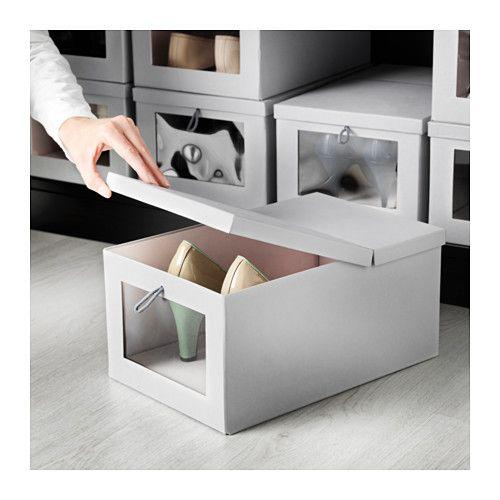 HYFS ふた付きボックス  - IKEA 599円