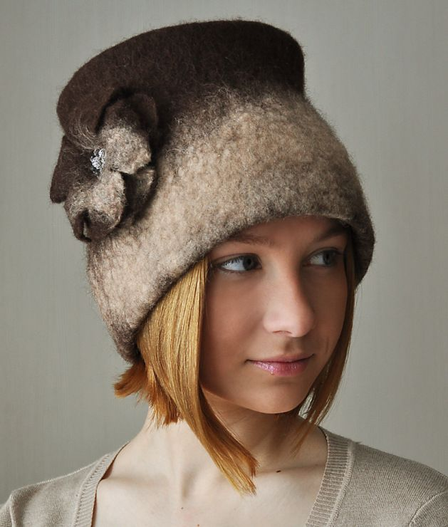 Gallery.ru / Фото #29 - Мои работы. Шляпы. - Shellen