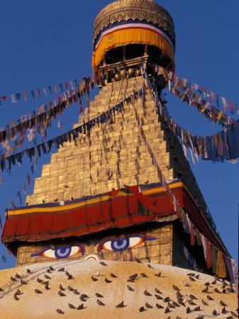 Kathmandu - Swayanbunath