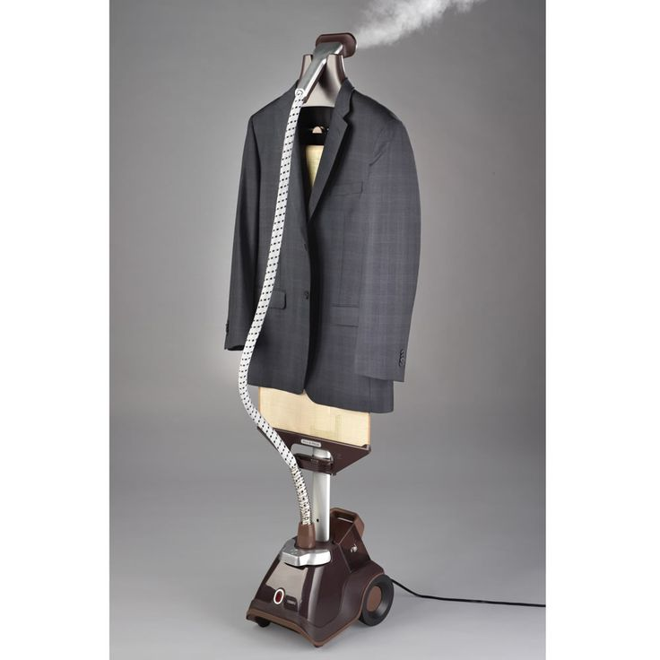 The Best Garment Steamer - Hammacher Schlemmer