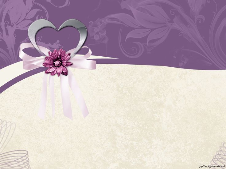 Purple wedding powerpoint templates toneelgroepblik Choice Image