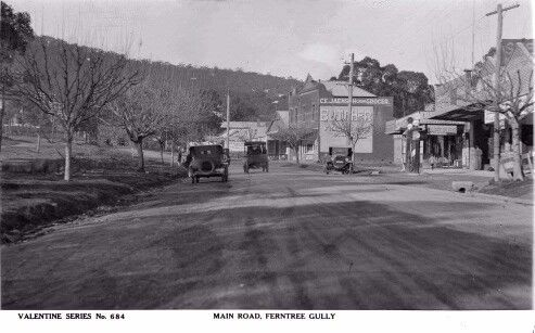 Ferntree Gully.... Very close to where I lived many years ago