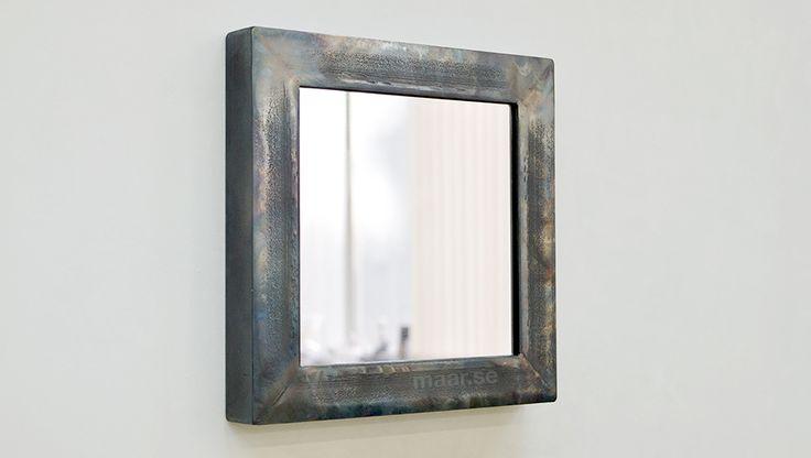 Loft mirror. Steel mirror frame. Зеркало в стиле лофт. Лофт декор. Зеркало в металлической раме. Зеркало в стальной раме.