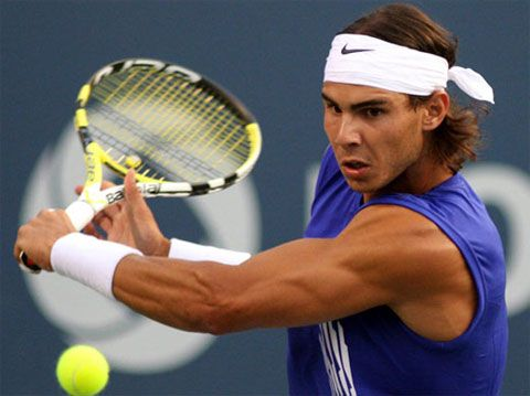 Australian Open: Nadal Joins Federer in 2nd Round