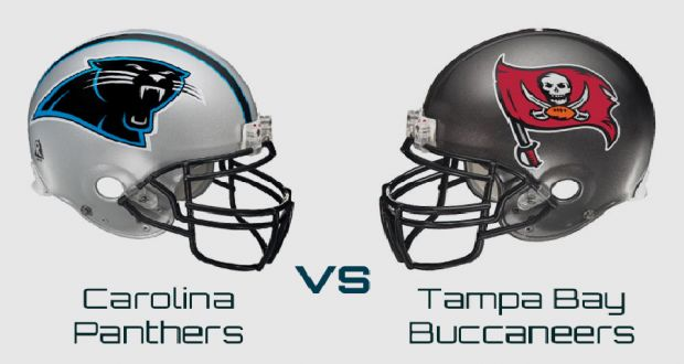 Panthers vs Buccaneers live football game | Live Football Game Online