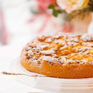 Ich liebe Apfelkuchen mit Mürbeteigboden. Überrascht hat mich, dass die Walnüsse vorher zusammen mit in …