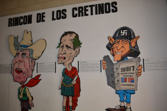 Rincón de los cretinos - Cuba photo by Mary Perica