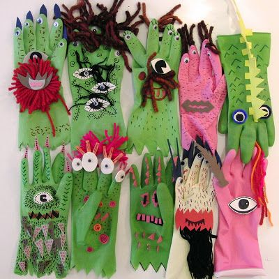glove puppet ideas