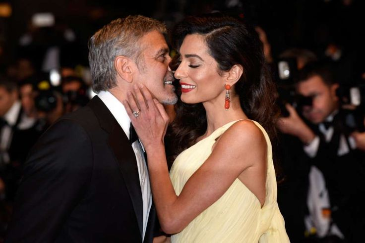 """George And Amal Clooney Donate $1 Million To Fight """"Hate"""" Groups #AmalClooney, #Charlottesville, #GeorgeClooney, #SouthernPovertyLawCenter celebrityinsider.org #Hollywood #celebrityinsider #celebrities #celebrity #celebritynews"""