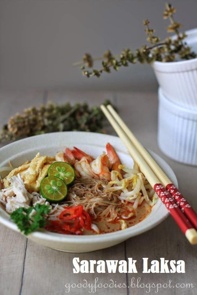 Eat Your Heart Out: Recipe: Sarawak Laksa