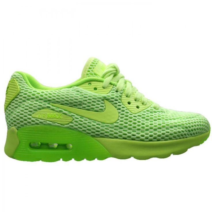 nike air max 2014 neon green