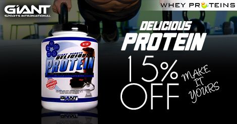 Giants Sports Delecious Protein is the Best Muscle Gainer Supplement.