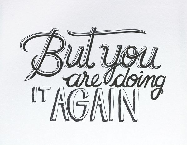 Hand Lettering by Leandro Senna: Dylan O'Brien, Leandro Senna, Dylan Hands, Letters Experiment, Hands Letters, Bobs Dylan, Dylan Tipografico, Typography Mania, Hand Lettering