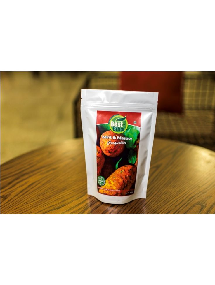 Mint and Masor Croquettes (200 GMS) Buy here: http://www.vegalyfe.com/mint-and-masor-croquettes.html