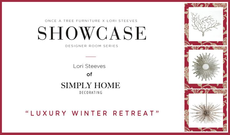 Lori Steeves Designer Showcase at Once A Tree Furniture. Photo by Tracey Ayton Photography