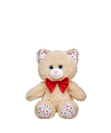 Build A Bear Buddies Christmas Cookie Kitty