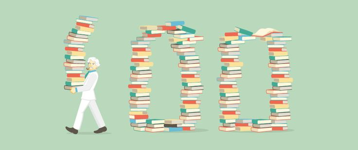 Use 100 Print Books To Promote Your Self-published Book [Infographic]