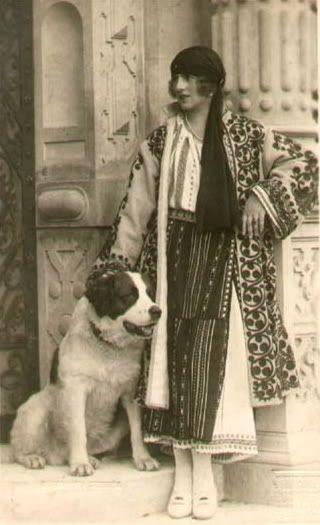Queen Elena of Romania / Helen of Greece-Romania