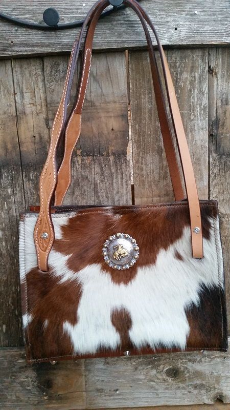 17 Best Ideas About Cowhide Purse On Pinterest Western