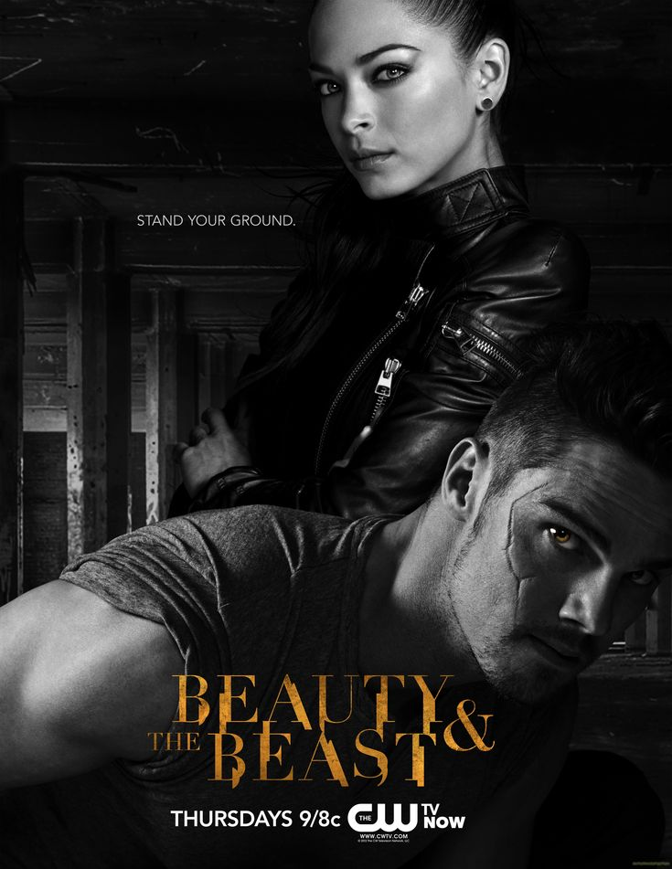 Beauty And The Beast CW | batb poster • stand your ground - Beauty and the Beast (CW) Photo ...