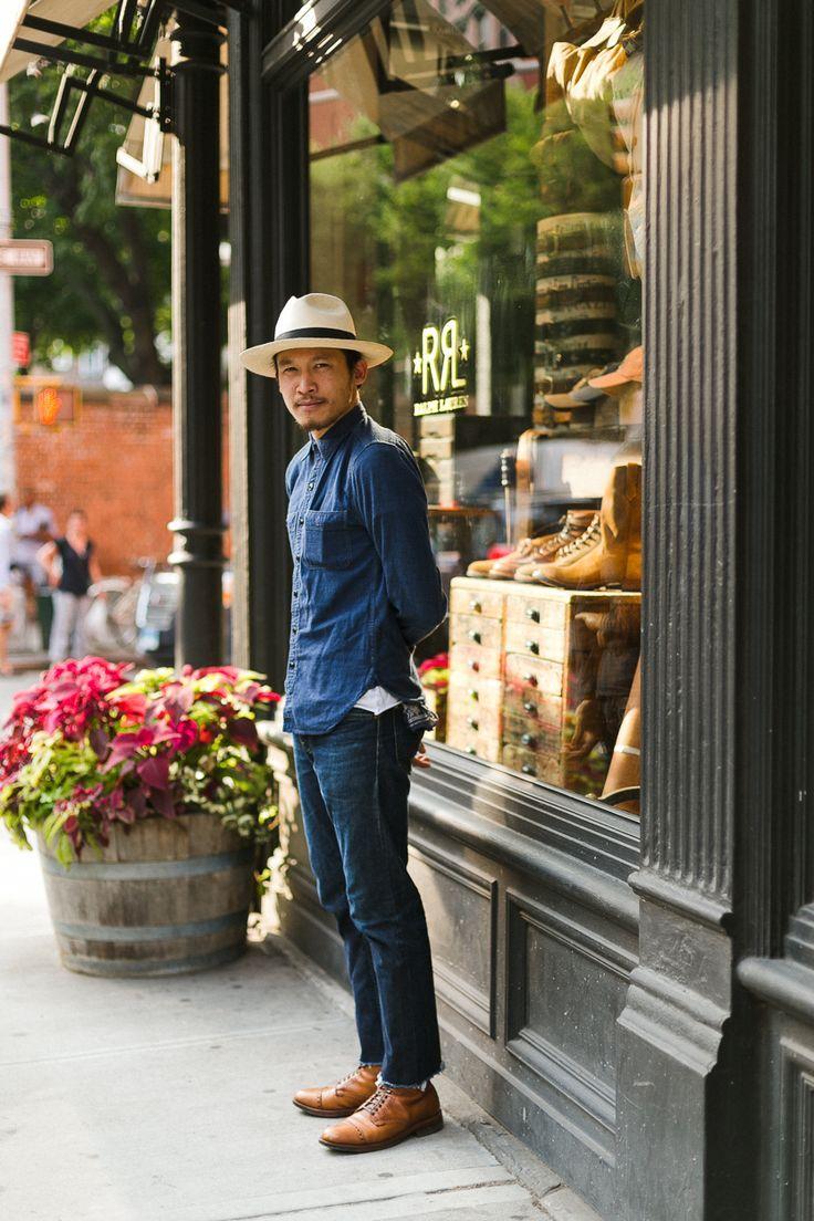superdanger-us: Nate   Prince Street, NYC. - MenStyle1- Men's Style Blog