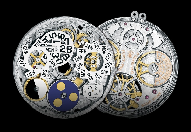 RD0829  Minute Repeater, Flying Tourbillon, In-Line Perpetual Calendar