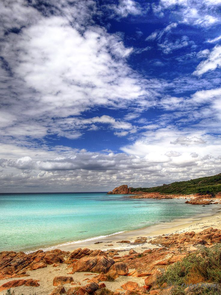Castle Rock, Dunsborough, Western Australia.