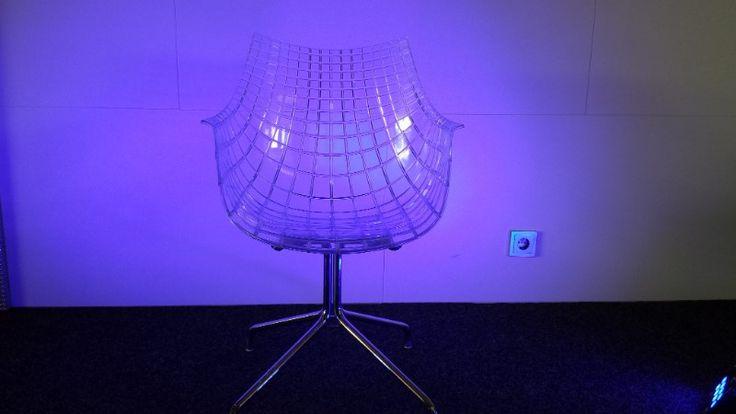 Driade Meridiana stoel (starck, kartell)