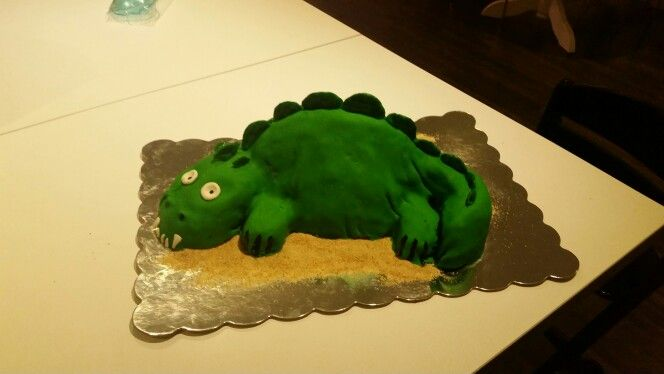 """""""Dinosaur"""" kake"""