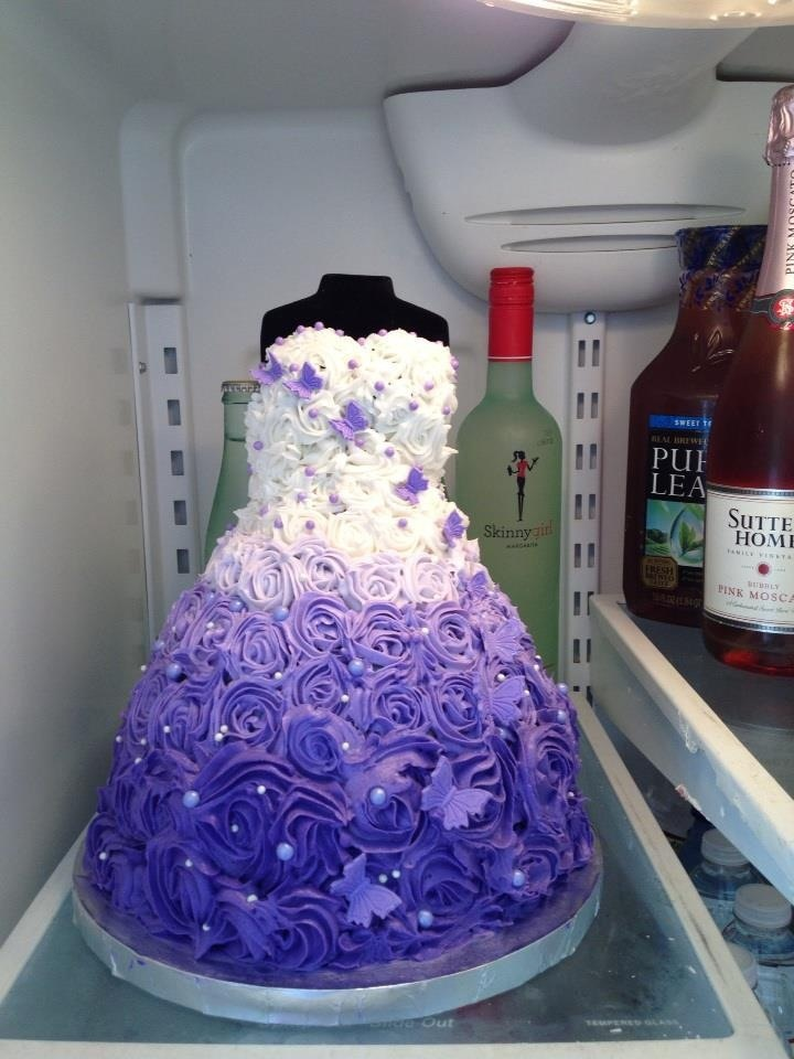 27 best images about quincea era ideas on pinterest prom for Dessert cake ideas
