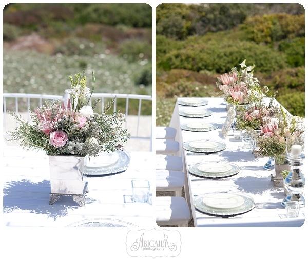 proteas wedding flowers