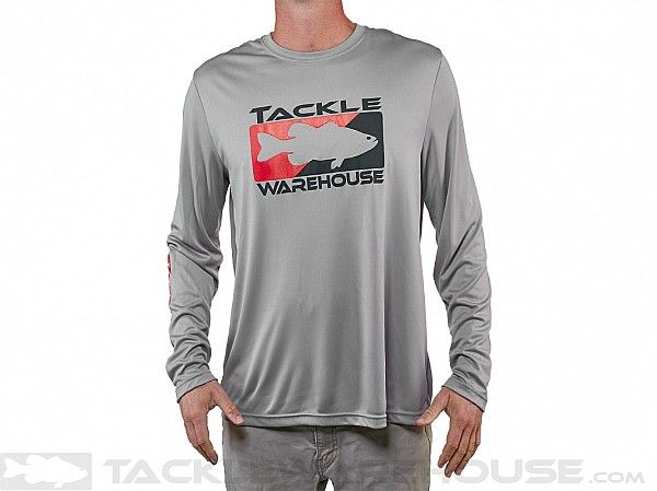 Tackle Warehouse Performance Long Sleeve Shirts