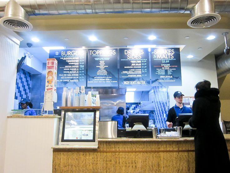 Wood Elevation Burger : Best images about burgers on pinterest logos
