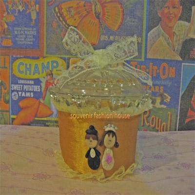 couple gold jar, cute,www.souvenir-fashionshop.com