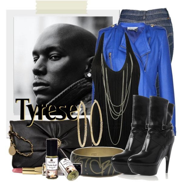 """""""Tyrese"""" by shakeyd23 on Polyvore"""