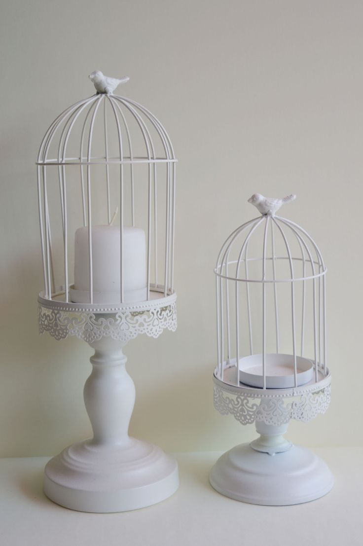 Wedding Birdcage Centerpiece,  Candle Holder, Wedding Centerpiece , Wedding Decor. Home Decor. by AFlowerAndMore on Etsy
