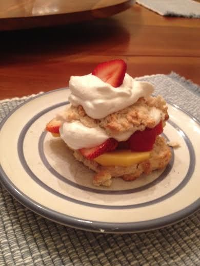 I enjoyed some homemade strawberry shortcake for my Father's Day dessert. My mother-in-law made it and it resembled an Amish recipe that I have from a woman in Vinton County, Ohio. The recipe is remarkably similar in that it makes little individualized shortcakes which can be baked, split, filled with fruit and then topped withRead More…